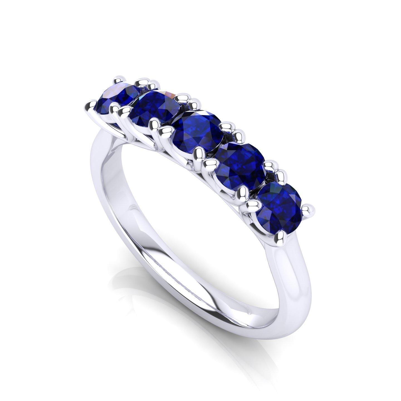 "5 Lights Ring ""Hyacinth"""