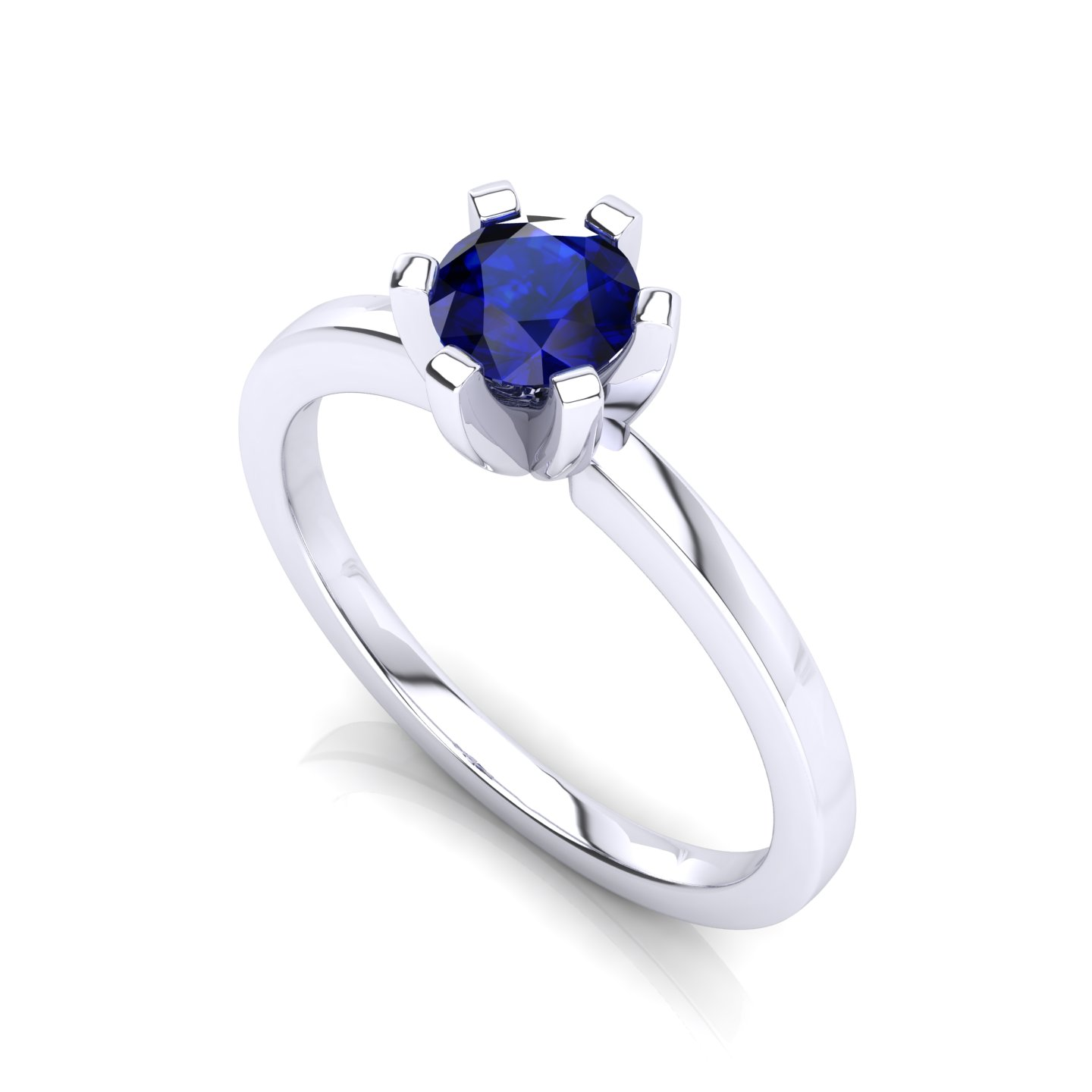 """Solitaire Ring """"Lily"""""""