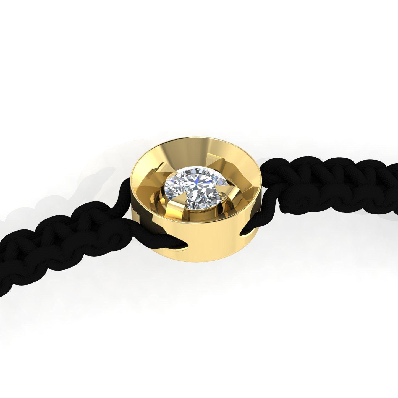 "Rope bracelet ""Nyo"""